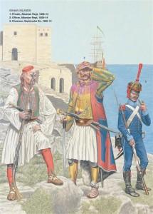 Soldados Albanos