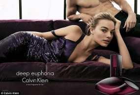 PH: Margot Robbie (Calvin Klein Website)