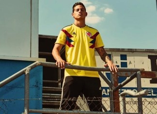 "PH: James Rodríguez ""Here To Create"" (Adidas Website)"
