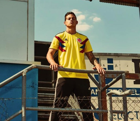"PH: James Rodríguez ""Here To Create"" (Adidas Website)"