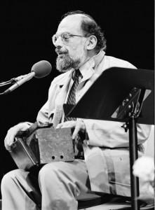 Allen Ginsberg | Foto: WikiMedia Commons