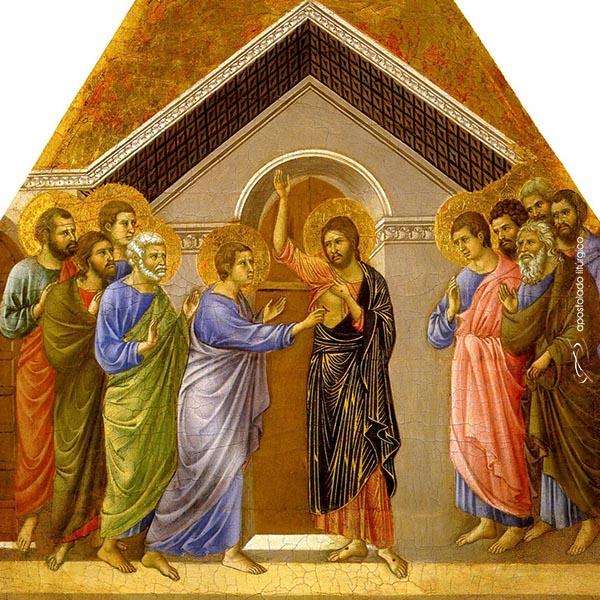 Resultado de imagem para segundo domingo da páscoa ano c