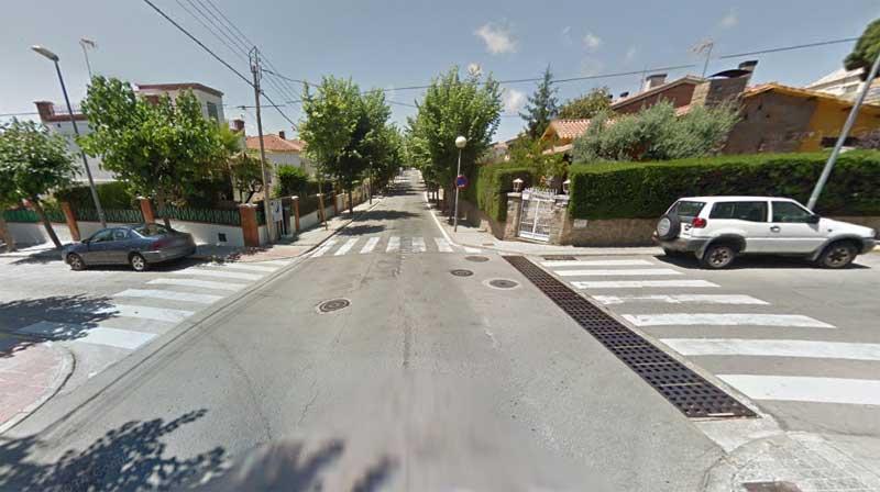 El cruce de la calle de les Guilleries será semaforizado