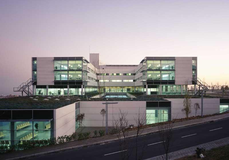 El Hospital de Mataró. Fuente: csdm