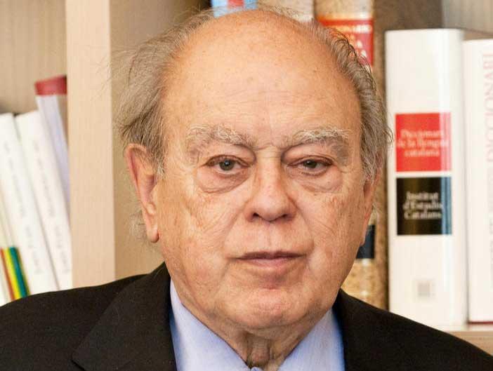 El expresident de la Generalitat, Jordi Pujol