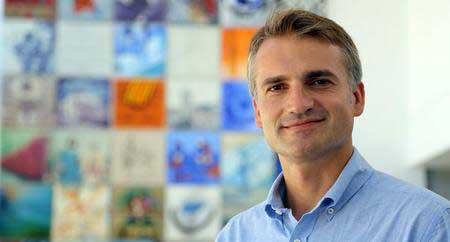 Josep Triadó, alcalde de Premià de Dalt. Fuente: Ajt. de Premià