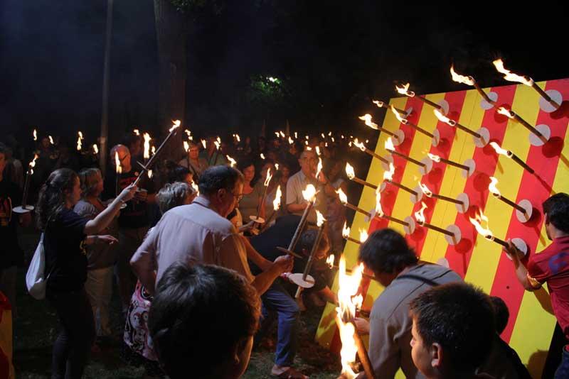 Imagen de la marcha del 2012. Autor: La Roda
