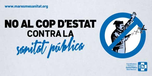 La Coordinadora es beligerante con la decisión de la Generalitat