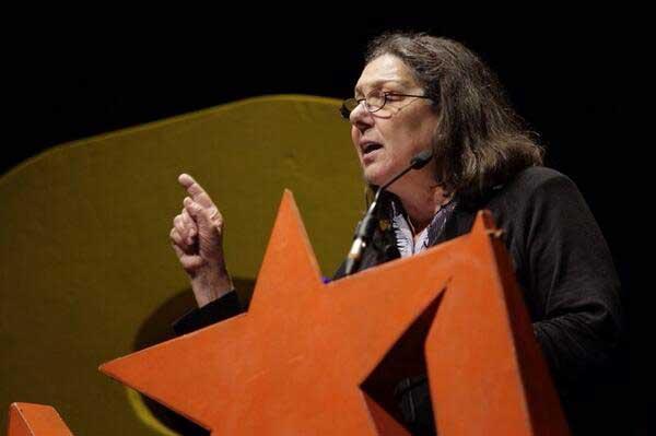 Gabriela Serra, diputada de la CUP
