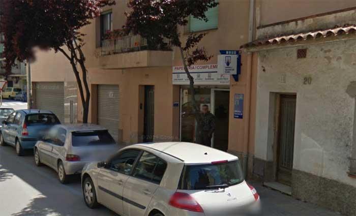 La administración de la calle Amadeu Vives selló el boleto
