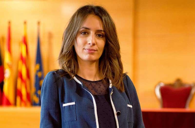 La regidora de PxC, Mònica Lora