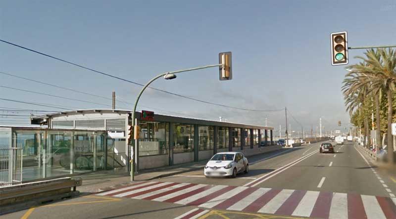 Estación de Premià de Mar