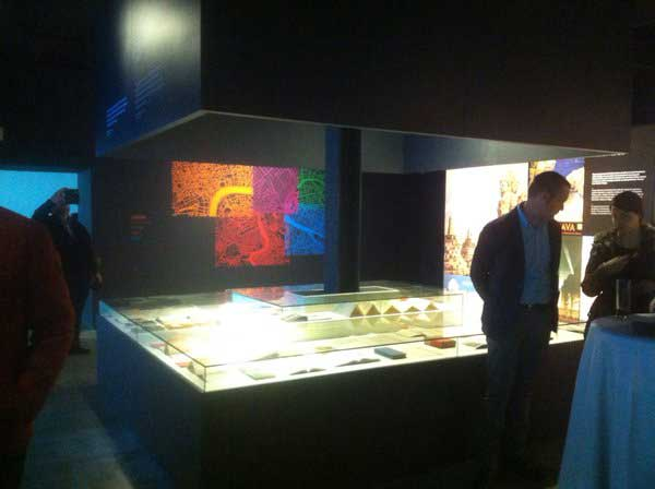 Aspecto del interior del Museu. Foto: Javier Jiménez