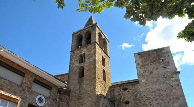 Iglesia parroquial de Sant Esteve de Tordera