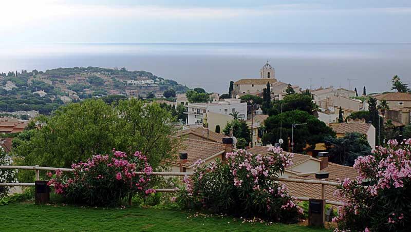 Panóramica del municipio