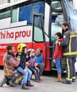 Els bombers organitzen la campanya a tota Catalunya