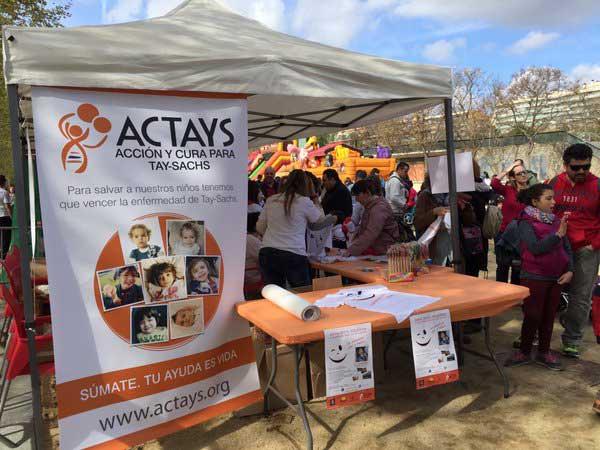 Los fondos se destinarán íntegramente a Actays