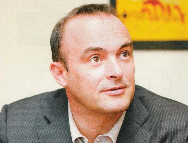 Jaume Oliveras, alcalde de ERC de El Masnou