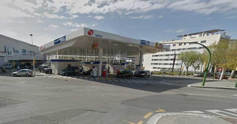 El supermercado estará junto a la actual gasolinera