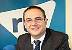Toni Martos, presidente de Efial
