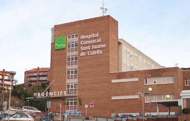 La idea surgió del propio Hospital de Calella