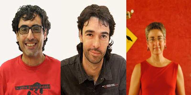 Enric Sauri, Jaume Turón (Sant Celoni) y Fidela Frutos (Llinars) a favor del acuerdo con Junts pel Sí