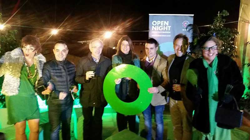 La Open Night 2016 ha escogido el verde como color