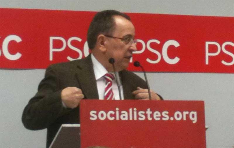 Román Ruiz, Primer Secretario del PSC del Vallès Oriental