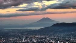 Volcan Chinchontepec, San Vicente