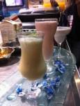 Exposición de bebidas