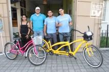 Staff de Bike A Tour.