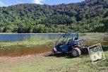 Buggies en la Laguna Verde Verde