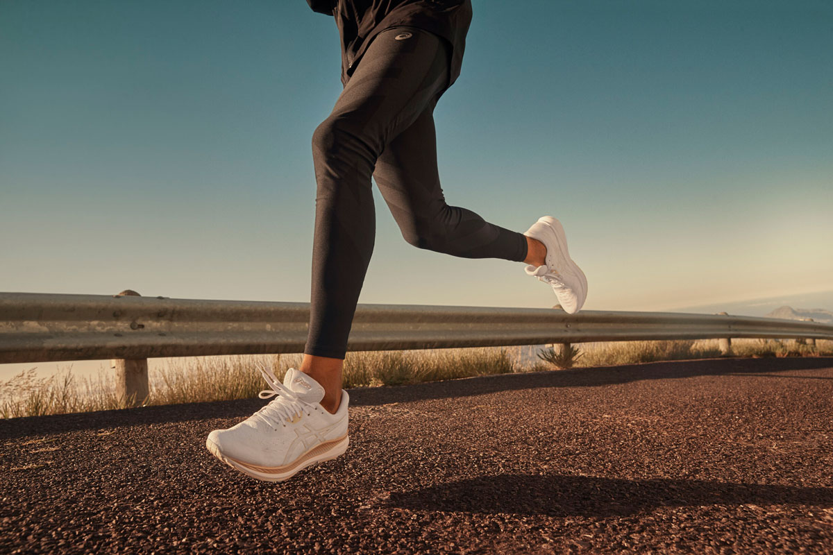 zapatos deportivos, Asics