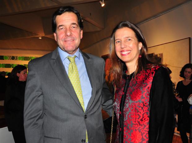 Felipe Botero y Cristina de la Torre.