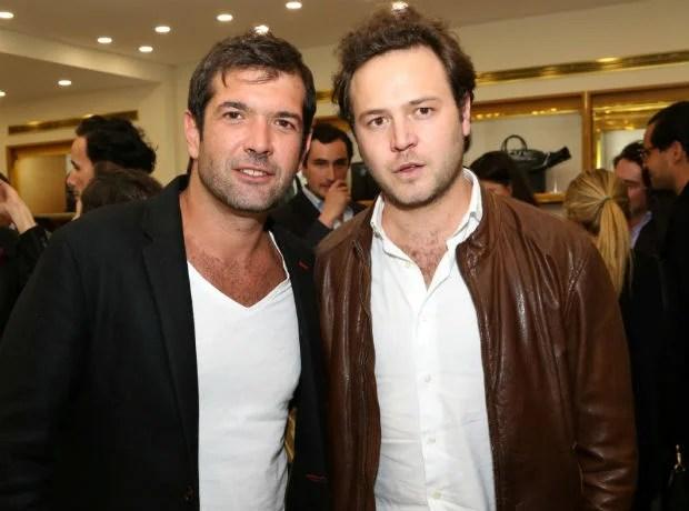 Gerónimo Basile y Alejandro Pardo.