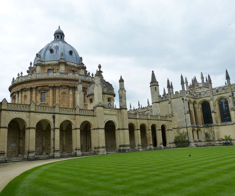 Oxford, ciudades universitarias