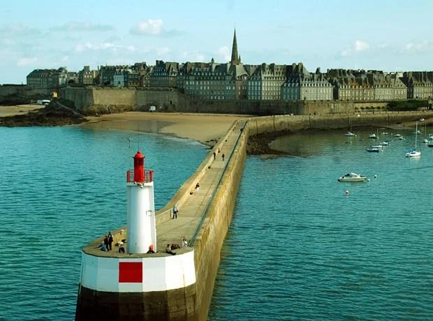 Faro de Saint-Malo