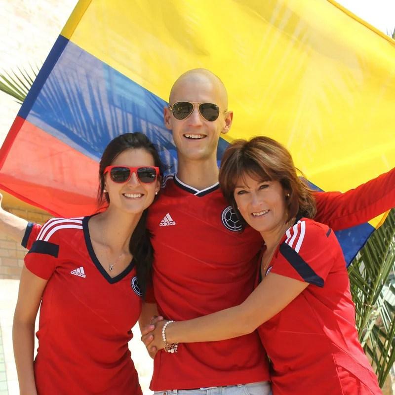 superando el cáncer, selección Colombia