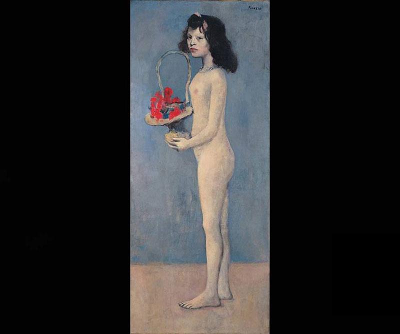 <div>Young Girl with a Flower Basket: Esta pintura de 1905 se vendió en mayo de 2018 por 115 millones de dólares a la casa de subastas Christie's (Nueva York). Días después la obra se la llevó la colección privada de arte David Rockefeller por más de 648 millones de dólares.</div>