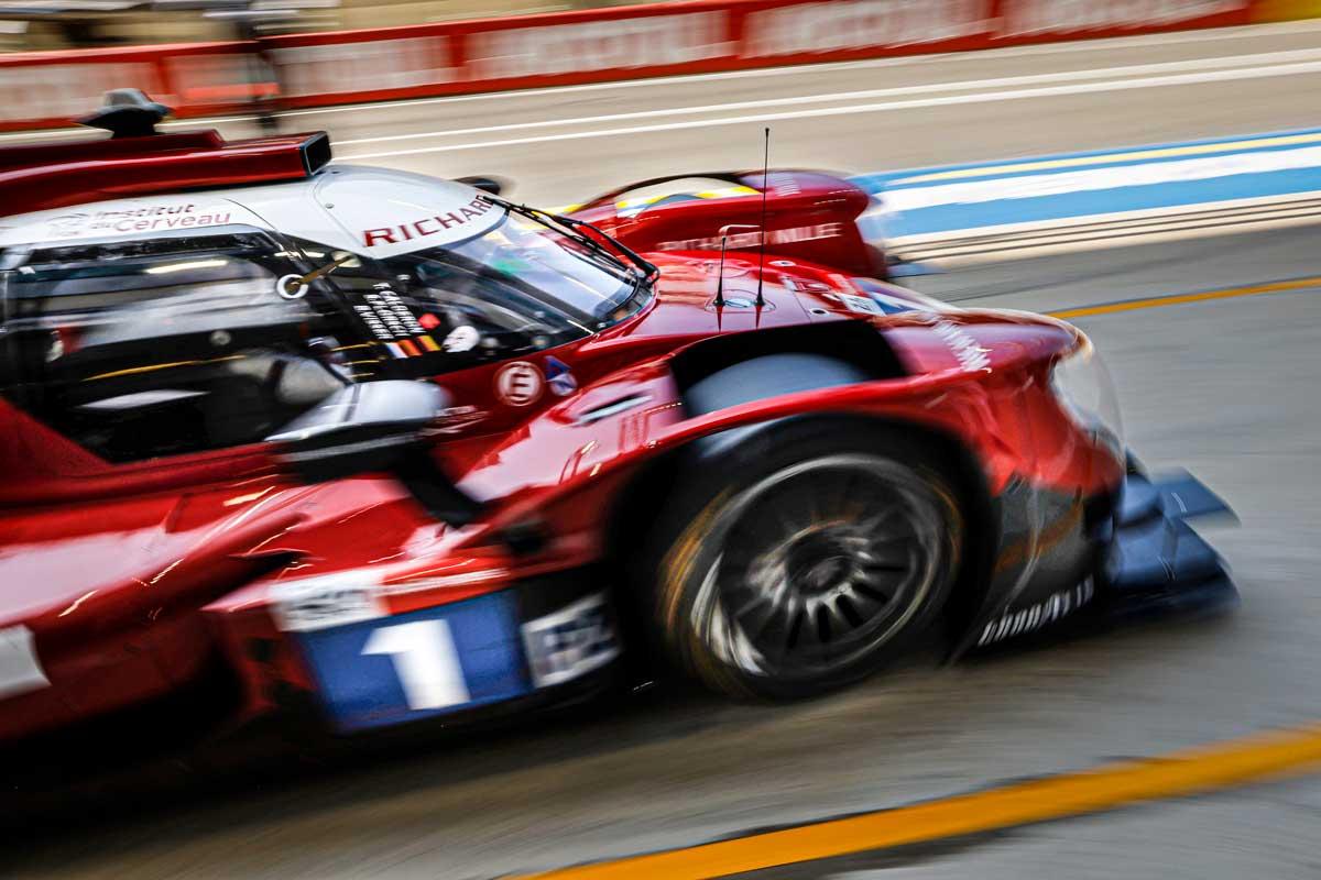 Vehiculo de 24 Horas de Le Mans