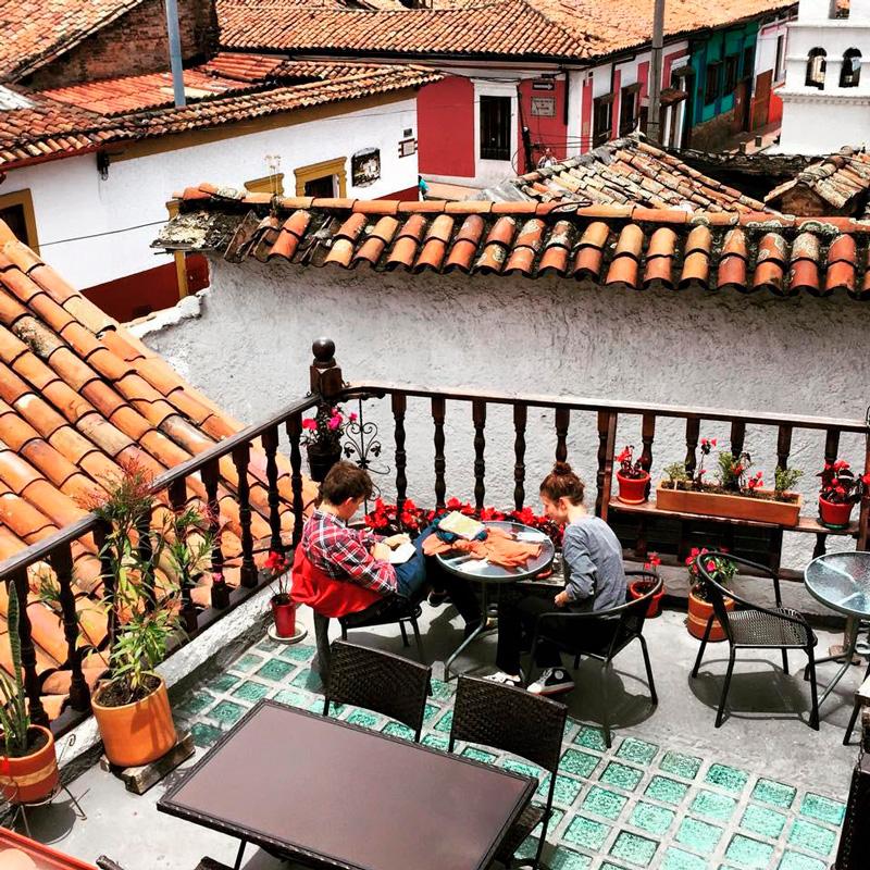 Terraza La Candelaria