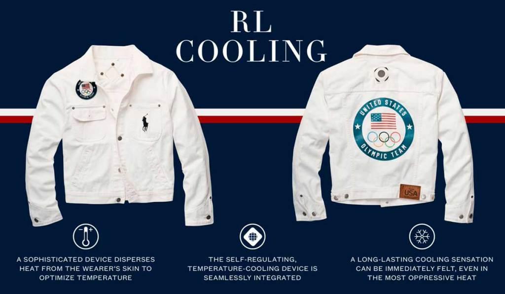 Ralph Lauren, RL COOLING