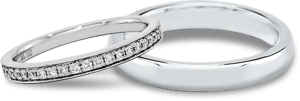 anillos, argollas de compromiso