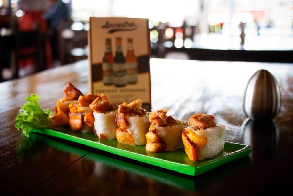 Sushi- charrón