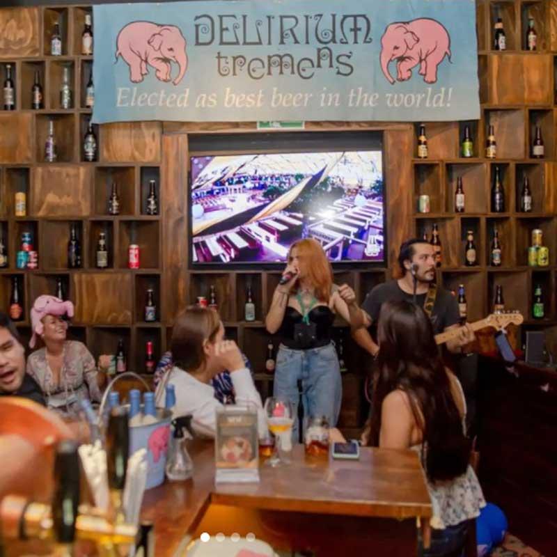 bares de Cartagena, BEER LOVERS CARTAGENA Beerstro