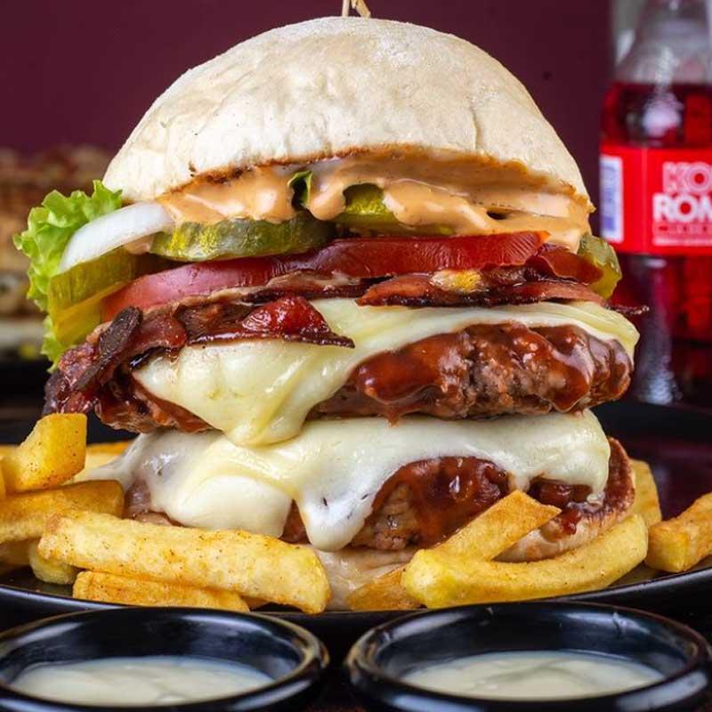 Yonas, hamburguesas de Colombia