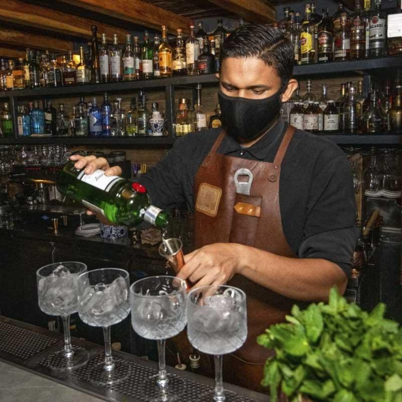 bar, Cartagena, Mirador gastrobar