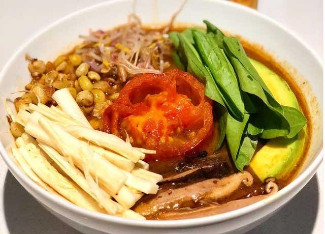 Amen ramen, Bogotá, chapinero, comida asiática