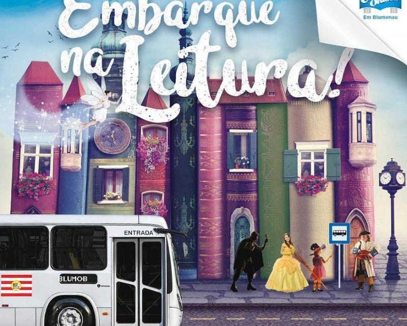 """Projeto """"Cultura no ônibus"""" será lançado dia 14 em Blumenau"""