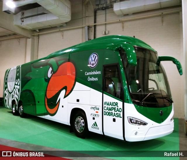 Palmeiras condena ataque a ônibus em São Paulo